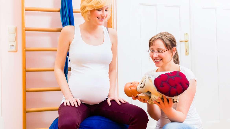 Aulas de Preparação para o Parto – Hypnobirthing