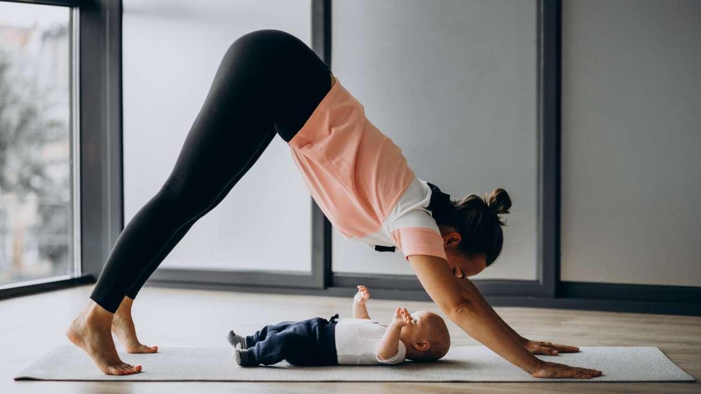 Aulas de Yoga Pós-Parto